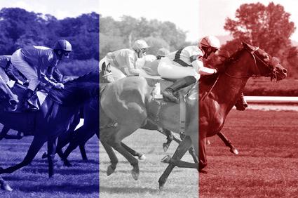 Pferderennen in Frankreich